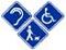 Viaggiatori disabili a Cuba
