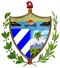 Le blason de Cuba
