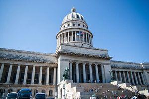 Cuba, el Capitolio
