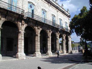 Palacio del Segundo Cabo, La Habana Vieja