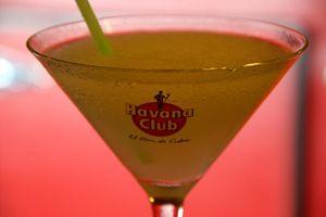 Daiquirí Cuban drink