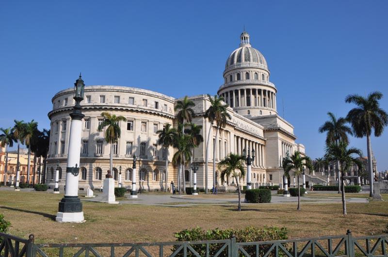 Centro Habana en Cuba