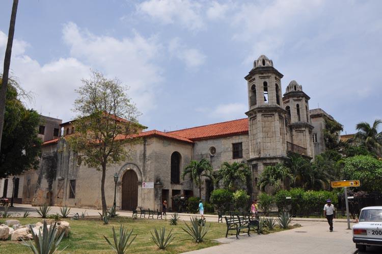 Iglesia del Santo Cristo del Buen Viaje, Cuba