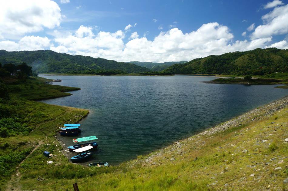 Dónde está Lago Hanabanilla, Cuba