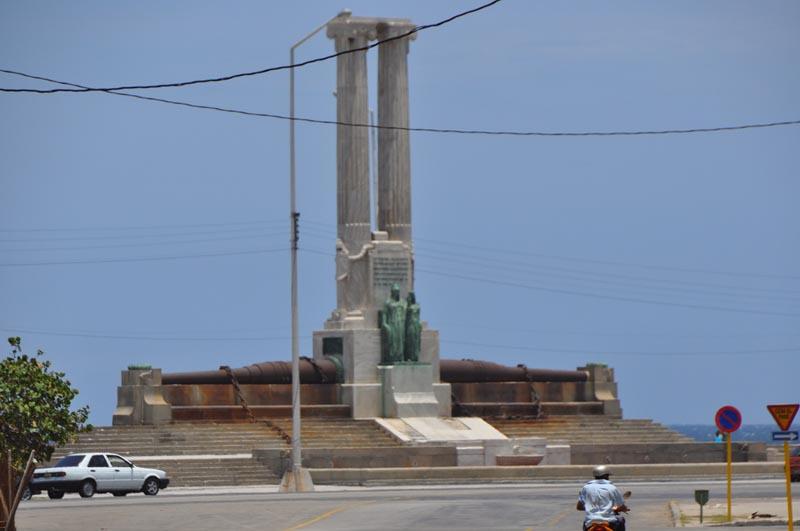 Monumento a las víctimas del Maine, Cuba