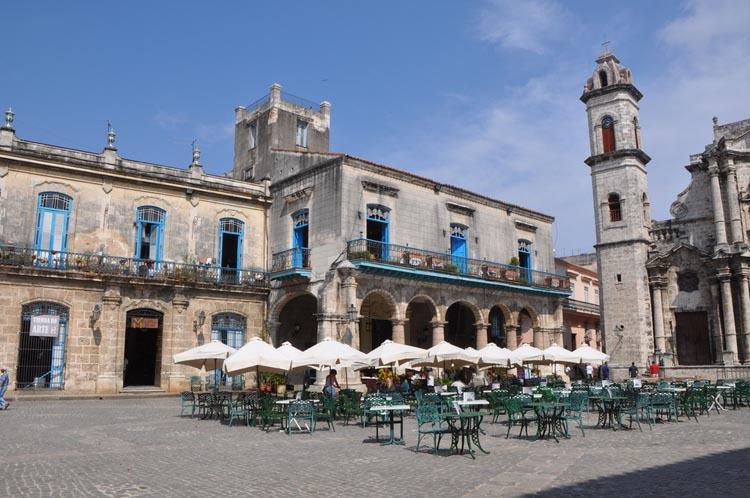 Palacio de los Marqueses de Aguas Claras, Cuba