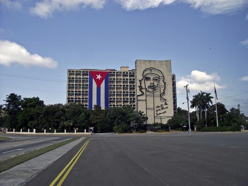 Plaza de la Revolución, Cuba