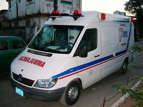 Asistencia Sanitaria en Cuba