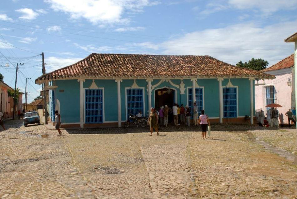 Casa de la trova trinidad for Trova la casa perfetta