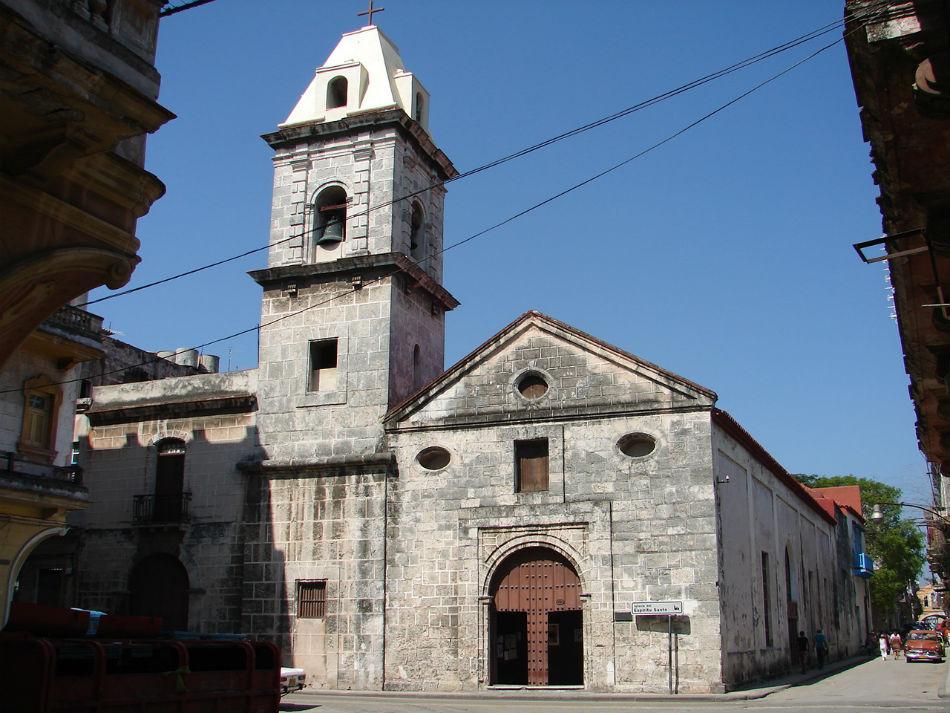 Iglesia Parroquial del Espíritu Santo, Cuba