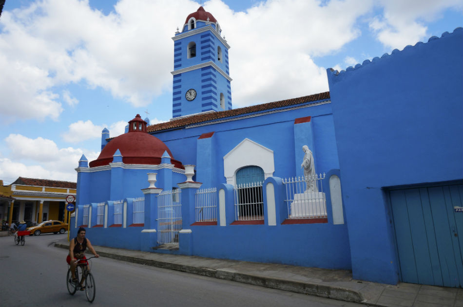 Iglesia Parroquial Mayor