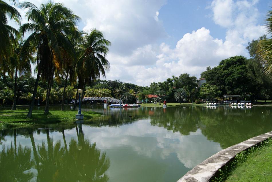 Parque Josone, Cuba