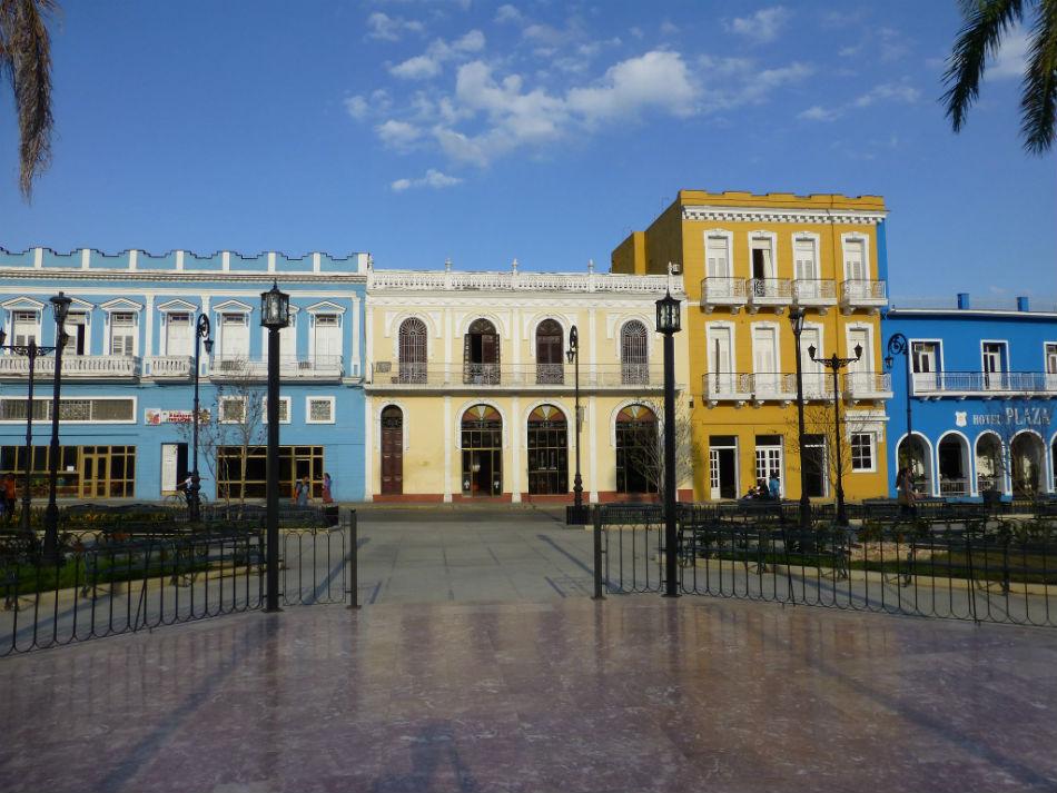 Parque Serafín Sánchez, Cuba