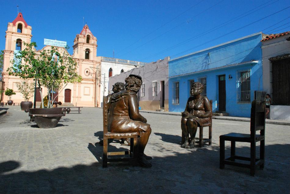 Plaza del Carmen, Cuba