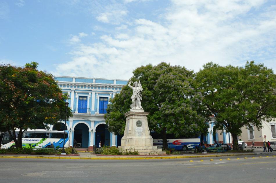 plaza de la Vigía