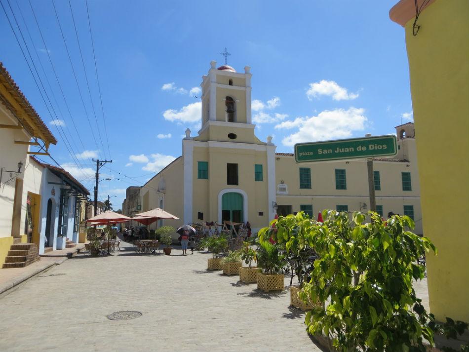 Museo San Juan de Dios más próximo a su reapertura
