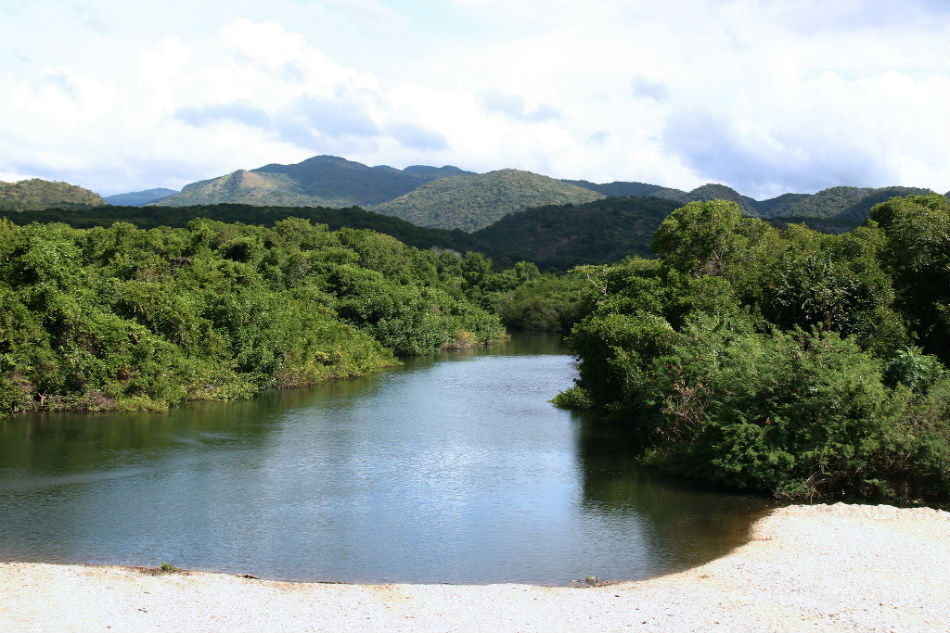 Sierra de Escambray, Cuba