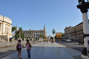 Avenida Paseo de Martí