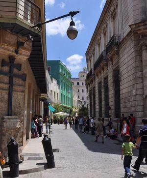 Rue Mercaderes, Vieille Havane