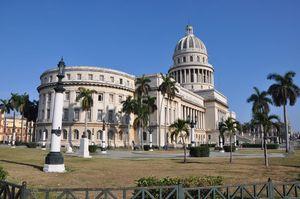 Capitolio Nacional de Cuba, Centro Avana