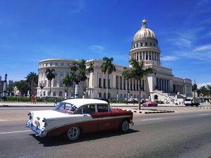 Capitolio Nacional de Cuba, Havana