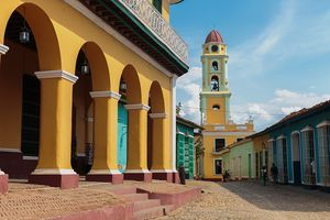 Historic Center of Trinidad, Cuba