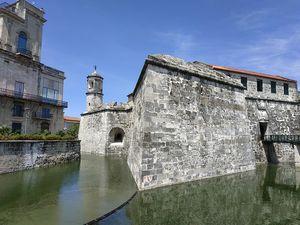 Castillo de la Real Fuerza, Avana Vieja