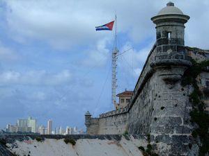 Castillo de San Salvador de La Punta Castle, Havana