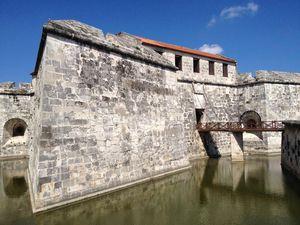 Château de la Real Fuerza, Vieille Havane