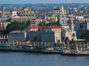 Le Château de la Real Fuerza, Havane