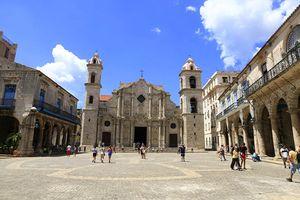 Cathédrale de La Havane, Cuba