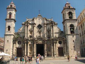 San Cristóbal de La Habana Cathedral