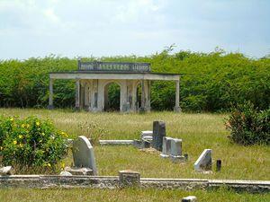 Cementerio Americano, Isla de la Juventud