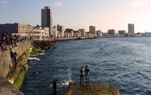El Malecón, Vedado