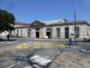 Caserne de pompiers Enrique Estrada