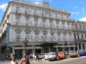 L'Hôtel Inglaterra, La Havane