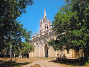 Église del Sagrado Corazón de Jesús, Havane
