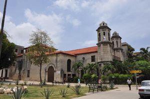L'église paroissiale del Santo Cristo del Buen Viaje, La Havane