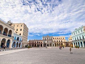 Plaza Vijea, La Habana