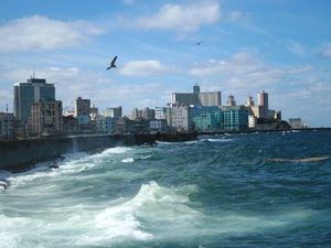 Malecón of Havana