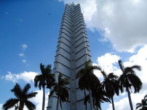 Mémorial à José Martí, La Havane