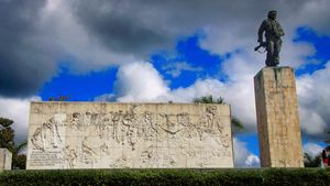 Ernesto Che Guevara Monument