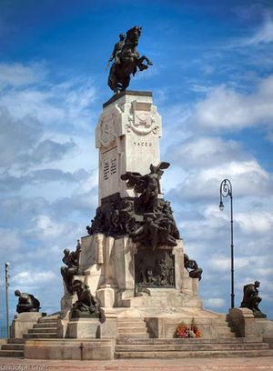 Monument to Antonio Maceo, Havana