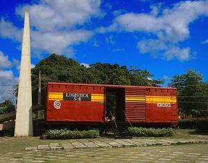 Monumento al Tren Blindado, Santa Clara