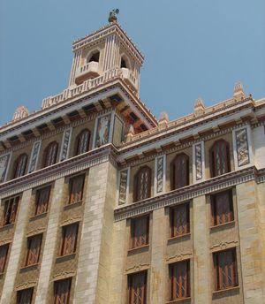 Edificio Bacardí, L'Avana