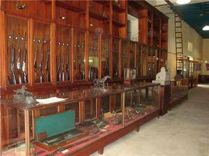 Le Musée de l'armée 9 Avril, Havane