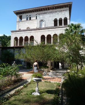 Napoleonic Museum, Havana