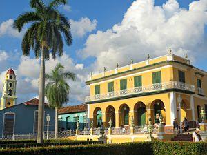 Museo Romántico, Trinidad, Cuba