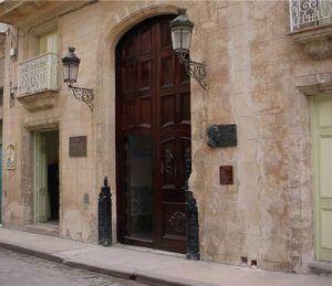 Le Musée de Simón Bolívar, Havane