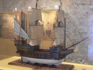 Museo de Navegación (Maritime Museum), Castillo de la Real Fuerza, Old Havana